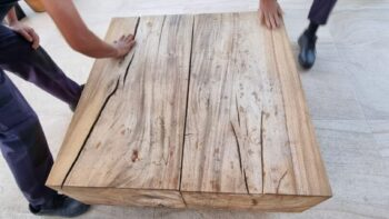 Jafep Middle East Wood Care Wood varnish for exterior table painting