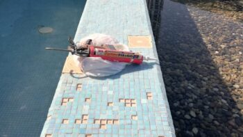 jafep middle east sealants and adhesives Underwater Glue for Pool tiles