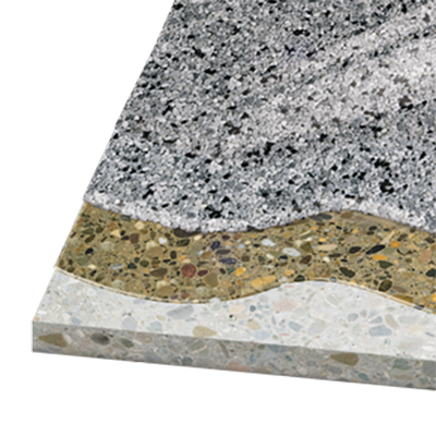 Jafep Middle East Pebble Coating