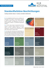 jafep middle east catalog klb standardfarbkarte