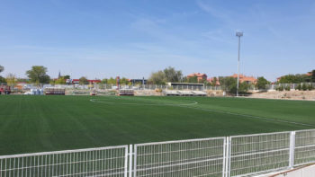 jafep middle east sealants and adhesives Artificial Grass Deportiva Rayo Vallecano