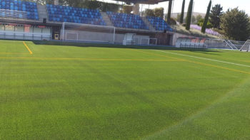 jafep middle east sealants and adhesives Artificial Grass Glue FIeld No 9 Real Madrid