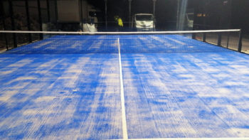 jafep middle east sealants and adhesives Jubo tennis Field Suecia